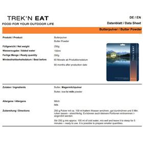 Trek'n Eat Outdoor Frühstück 250g Butterpulver